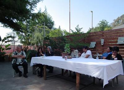 Warren Furutani Fundraiser at Villero Home 9/2011