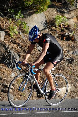 Donner Lake Sprint Triathlon 2013 Bike