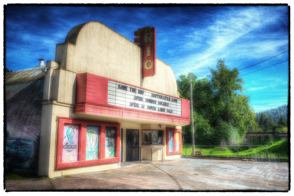 Small Town Theaters