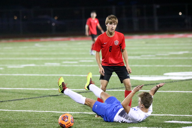 Divine Child welcomed in Gibraltar Carlson on Thursday night and knocked off the Marauders by a score of 6-2. Ryan Dickey - For Digital First Media