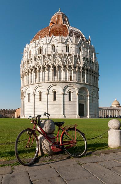 Baptistry of St. John, Pisa