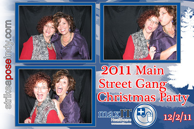 maxIT Healthcare Christmas Party