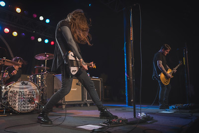 Against Me! at Roseland Theater 10.27.16