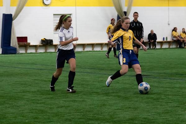 Girls Indoor 2011-2012