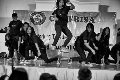 CAMPRISA Modern Dance Contest 2014