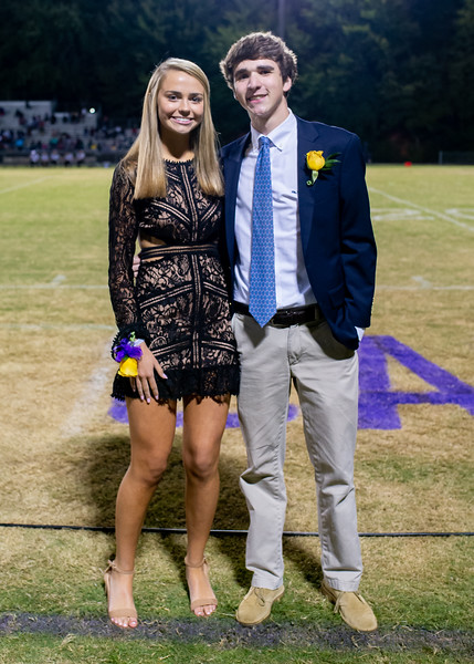 Broughton football vs Enloe. Homecoming. October 10, 2019. D4S_0346