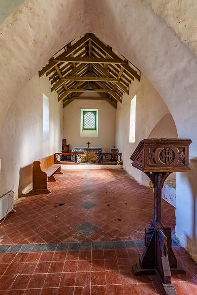 Llanstinan Church,