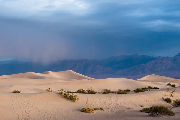 Death Valley & Bishop