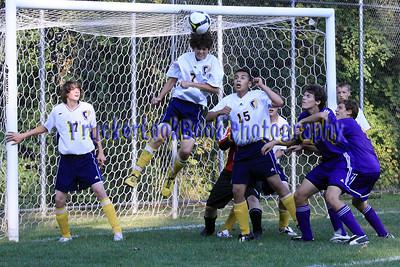 Boys JV Soccer / Lexington