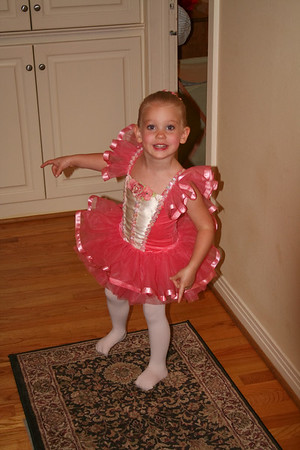 2008 Sophia's Spring Dance Recital