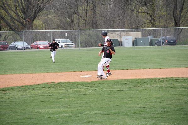 Baseball vs Davenport U. (Game 2) - March 28, 2012