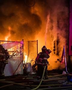 Newark , NJ 2nd Alarm - 96 Sussex Ave - 7/5/21