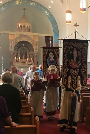 Wynnewood Exaltation of the Cross (Sep. 16, 2018)