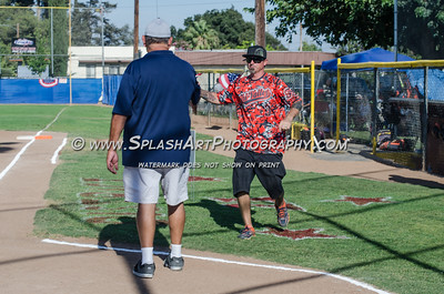 L.A. All-Stars vs Tri-Valley 13Jul2014