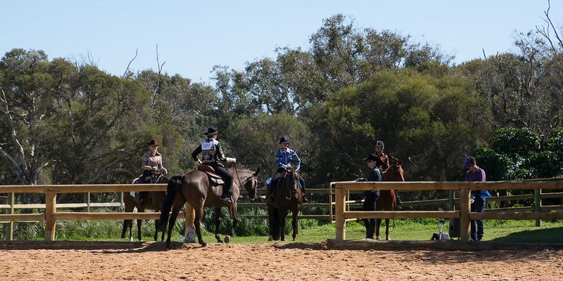 Western Trail show