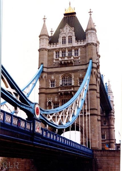Tower Bridge, London  1989