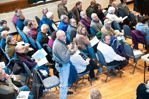 Hartland Town Meeting