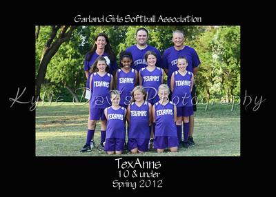 Garland Girls Softball