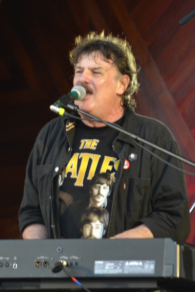 Burton Cummings (Formerly of The Guess Who) at Boston's Hatch Shell, 21 July 2012