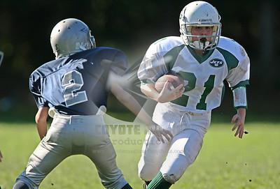 10/28/2007 - PAL Football - Suffolk PAL Complex, Holtsville, NY