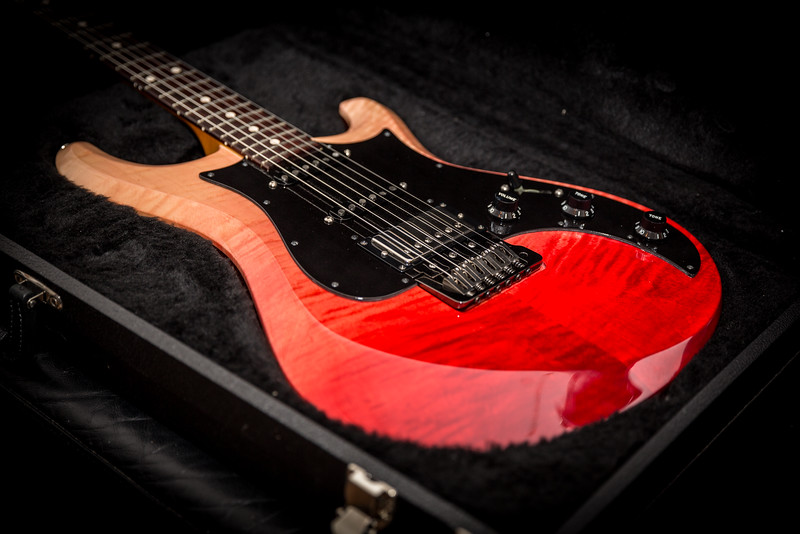 Knaggs - Severn - Faded Red - 2014