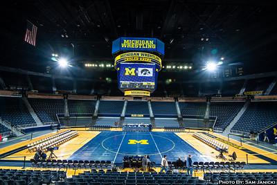 Pre-Dual - Michigan Vs Iowa - 2-08-20
