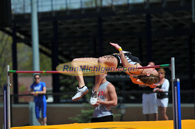 Women's High Jump - 2013 GLIAC Outdoor Track and Field Championships