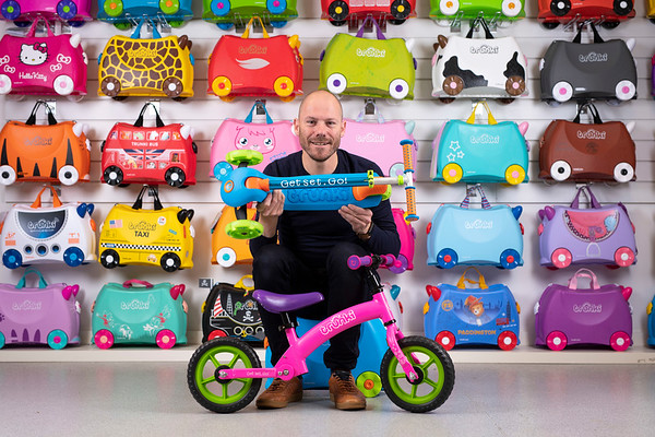 11/11/19 - Trunki Launches Balance Bikes and Scooters