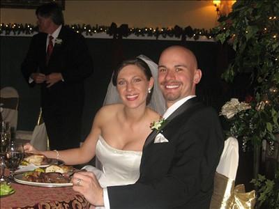 Matt & Christa 2006