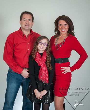 Julie Price and Family