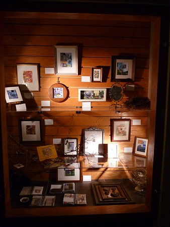 Dariana Dervis Art Exhibit, Feb. 2012