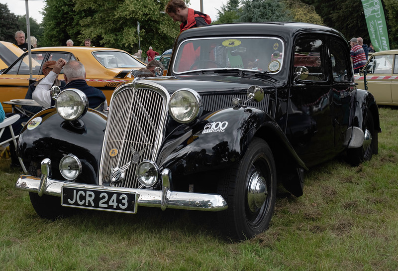 1951 Citroën 'Traction'
