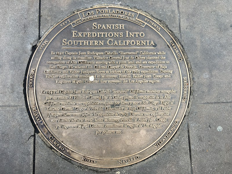Spanish Expeditions Into Southern California