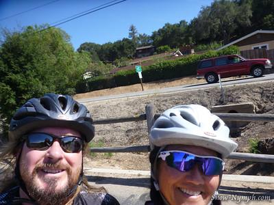 2015-08-03  (Aug 3)  Rincon Beach to Ventura to Ojai (57.1 mi)