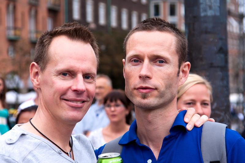 Flemming and Hans Jorgen