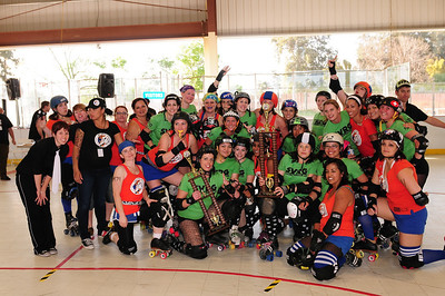 Bakersfield Dustbowl Invitational 27-28 March 2010(Will be posted in reverse order beginning with the champoinship bout)