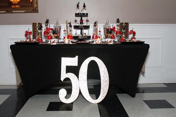 Amanda's 50th Birthday Event