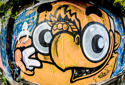 Bali, Indonesia Street Art