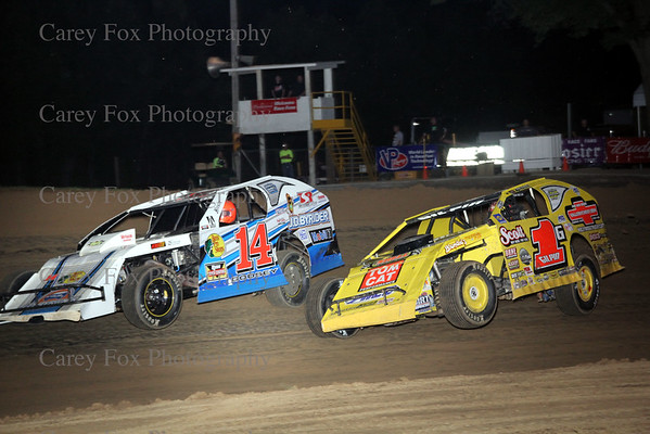 July 16, 2015 - UMP Modifieds