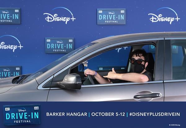 Disney+ Drive-In Festival 10/09
