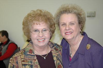 Rachel's Retirement Party 2004