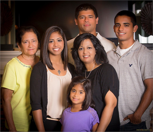 Sequeira Family