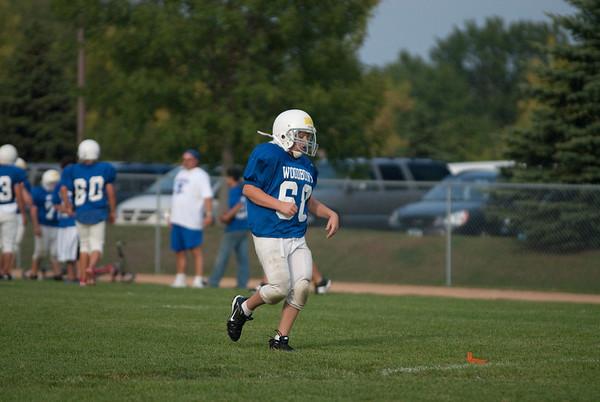 Jonah Football 2009