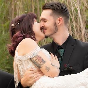 James and Skyler's Wedding Photos