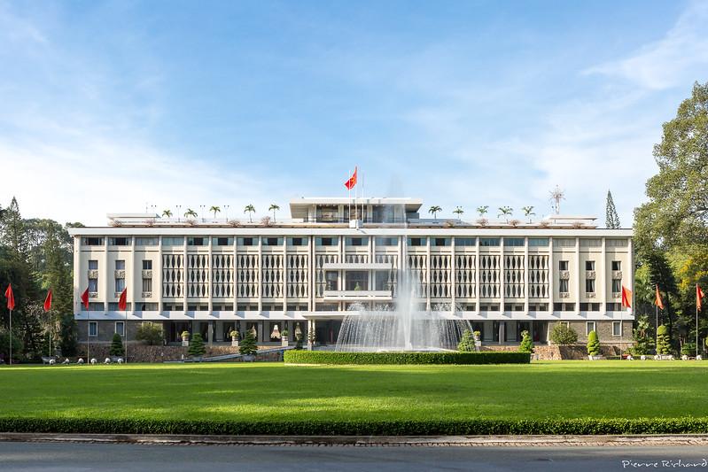 Palais de la Réunification, Ho Chi Minh Ville