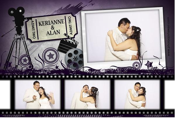 Kerianne + Alan (Fusion Portraits)