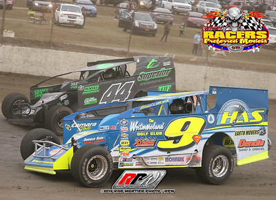 Orange County Fair Speedway - Hard Clay Open - 4/7/19 - Rob Mortier