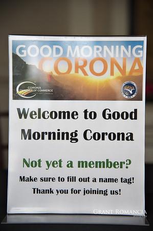 Good Morning Corona July  2019