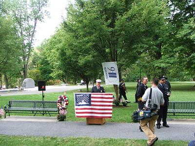 9-11 Ceremony