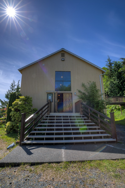 St. Columba's Anglican United Church - Port Hardy